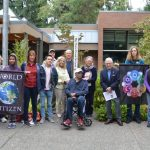 Celebration of World Peace Day at Lynnwood City Hall